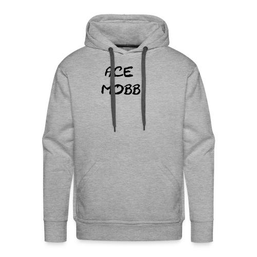 ace mobb logp - Men's Premium Hoodie