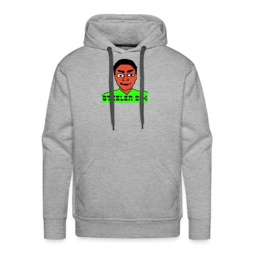 Steeler 234 Apparel - Men's Premium Hoodie
