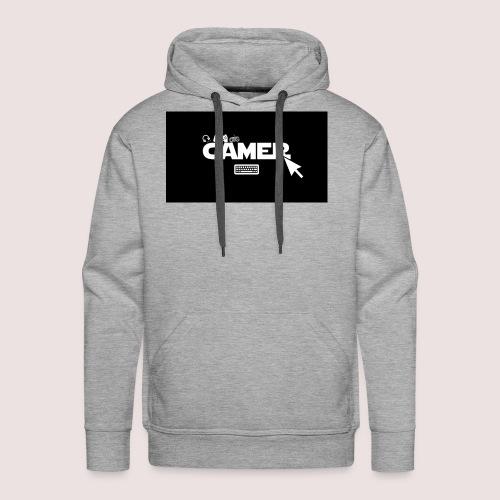 GAMER - Men's Premium Hoodie