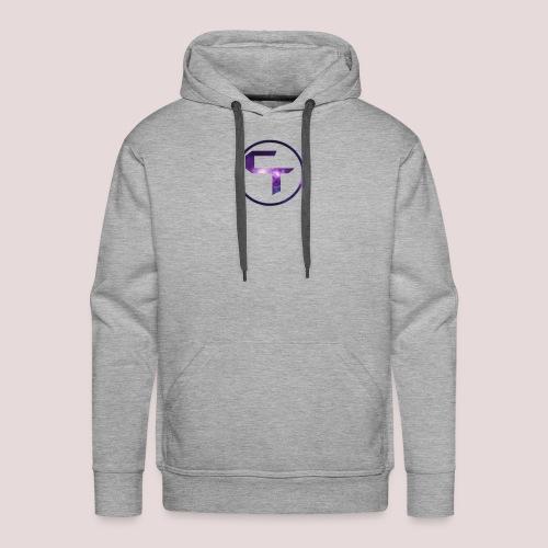 CamTremblay Official Logo - Men's Premium Hoodie