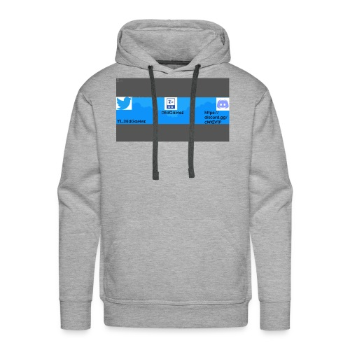 Channel Banner - Men's Premium Hoodie