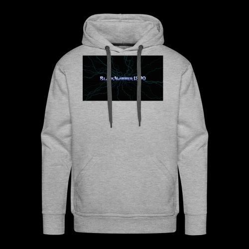 BlackHammer1890 - Men's Premium Hoodie