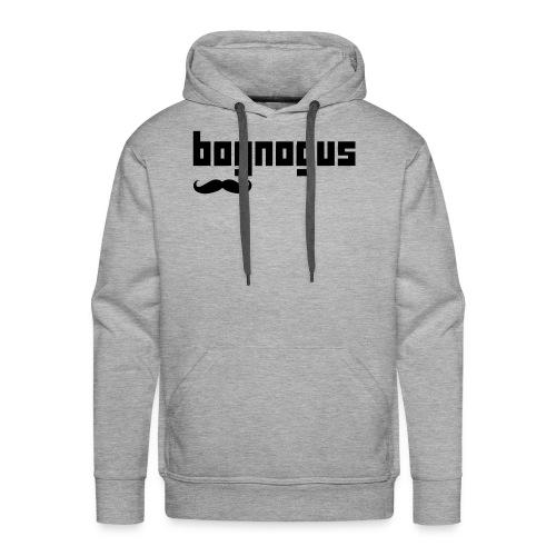 bognogus in black - Men's Premium Hoodie
