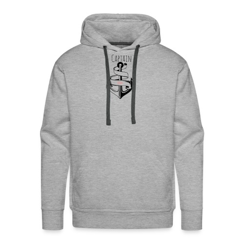 Captain MMM Merch - Men's Premium Hoodie