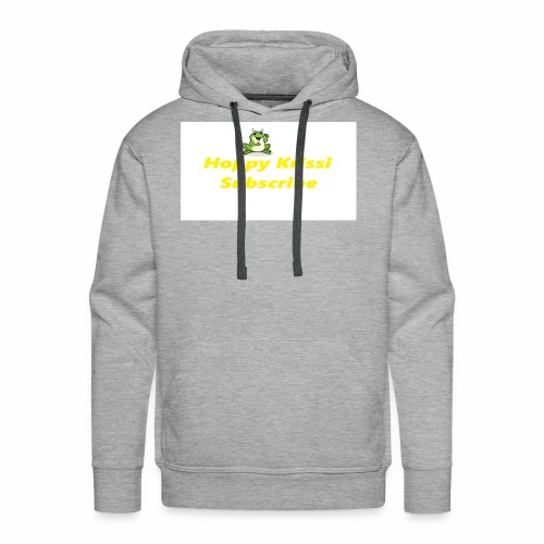 first merch - Men's Premium Hoodie
