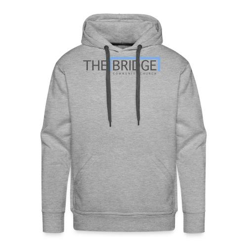 The Bridge Church logo - Men's Premium Hoodie