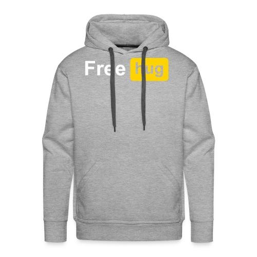Free HUG - Men's Premium Hoodie