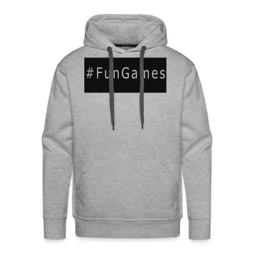 -FunGames - Men's Premium Hoodie