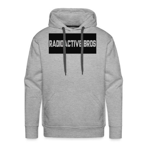 Radioactive SHIRT - Men's Premium Hoodie