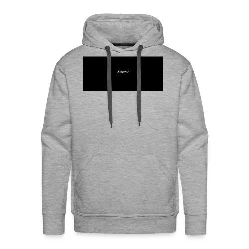 Kingbro13 shirts - Men's Premium Hoodie