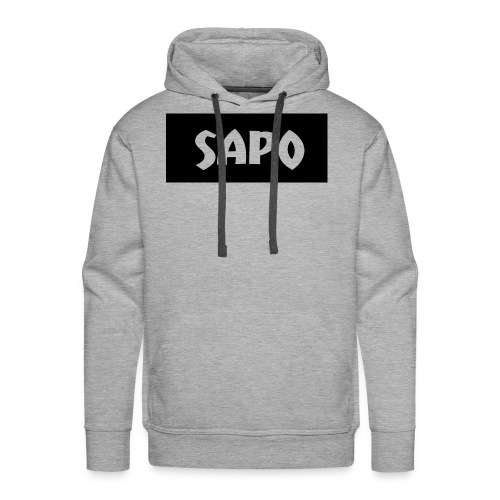 SAPOSHIRT - Men's Premium Hoodie