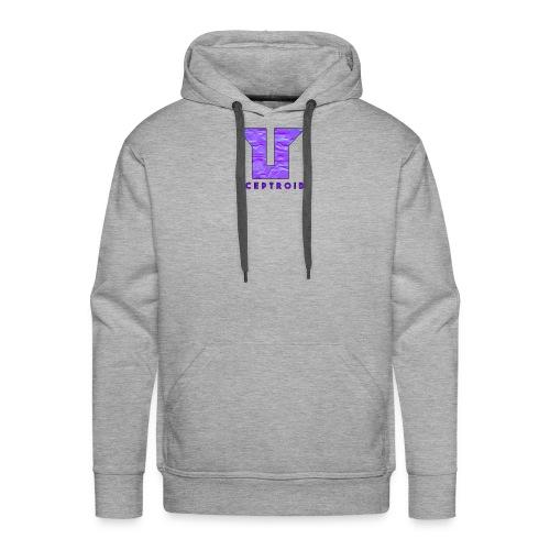 Old ScepTroid Logo Sweatshirt! - Men's Premium Hoodie