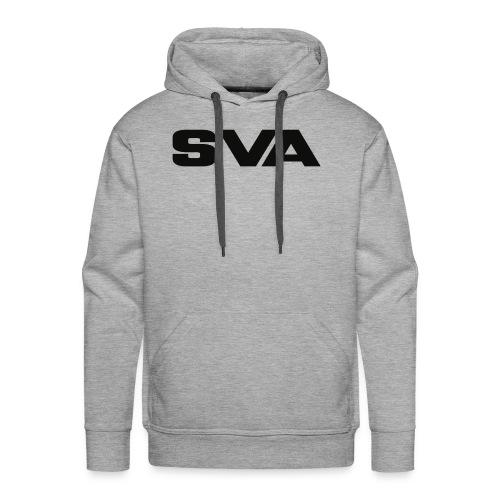 SVAlogoblack - Men's Premium Hoodie