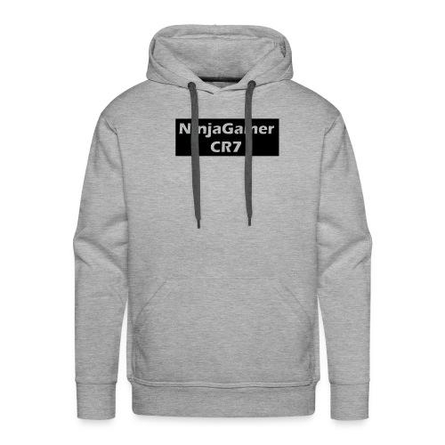 CR7 Fan and Ninja - Men's Premium Hoodie