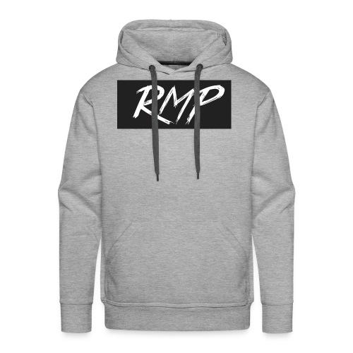 New Gray Logo RMP - Men's Premium Hoodie