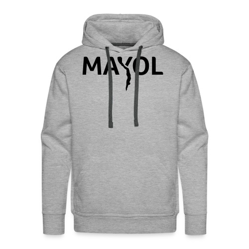 Mayol Godfather Of Freediving - Men's Premium Hoodie