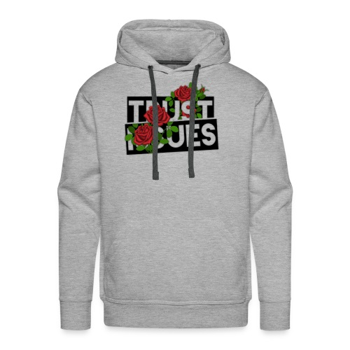 Trust Issues by Bleakasm - Men's Premium Hoodie