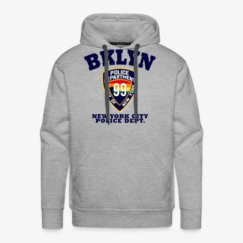 Vintage Brooklyn 99 - Men's Premium Hoodie