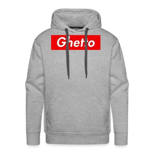 Ghetto Mal LOGO - Men's Premium Hoodie