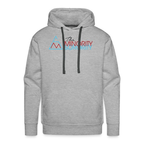 The Minority Sorority Logo - Men's Premium Hoodie