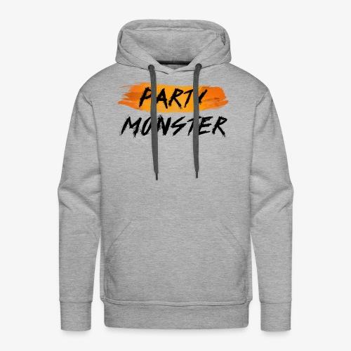 Party Monster Simple - Men's Premium Hoodie