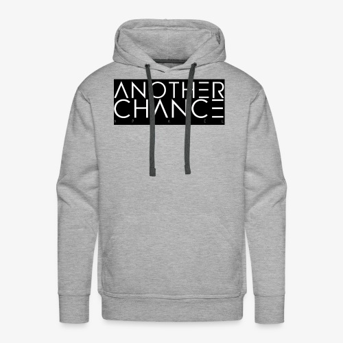 another chance apparel - Men's Premium Hoodie
