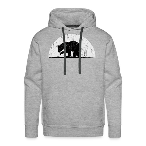 Bear Woof - Men's Premium Hoodie