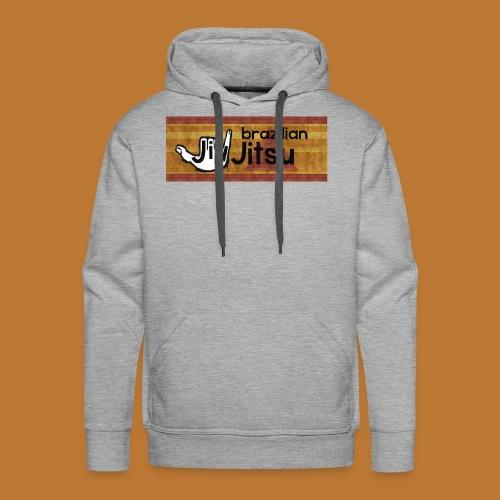 Hang Loose Jiu Jitsu - Men's Premium Hoodie