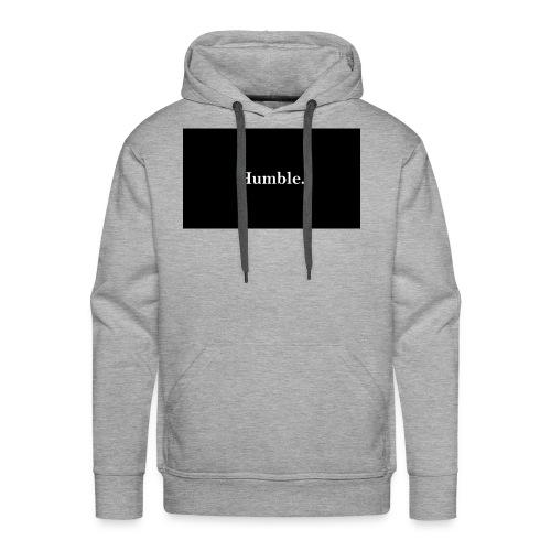 Humble. - Men's Premium Hoodie