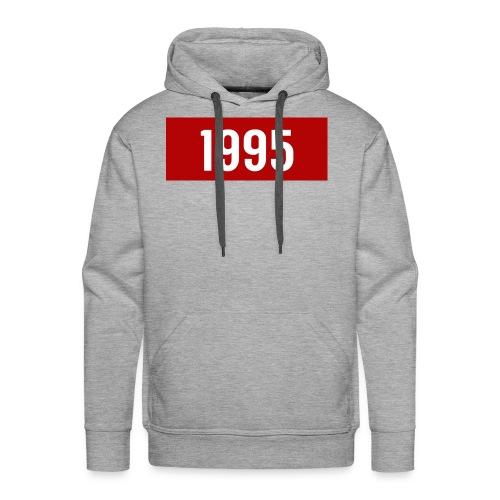 year 1995 - Men's Premium Hoodie