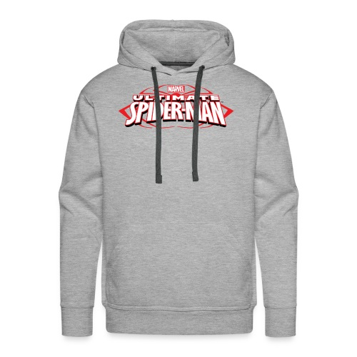 T-shirt with spiderman style - Men's Premium Hoodie