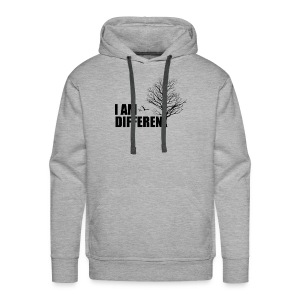 I am Different - Men's Premium Hoodie