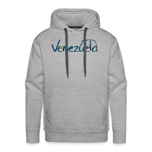 logo VZLA - Men's Premium Hoodie