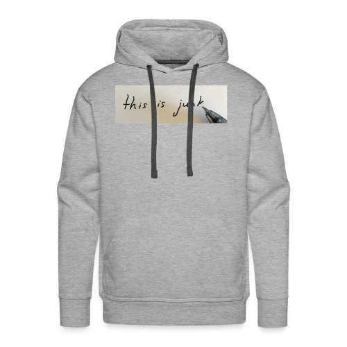 Junk - Men's Premium Hoodie