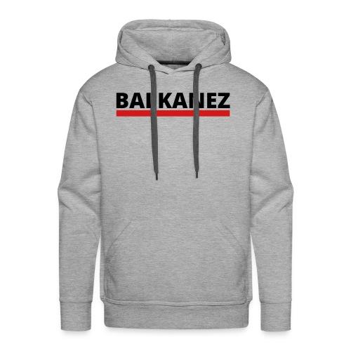 BALKANEZ BLACK - Men's Premium Hoodie