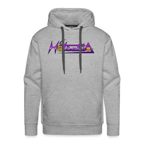 HotSutra logo - Men's Premium Hoodie