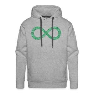 Marijuana Infinity California Love Hemp 420 Shirt - Men's Premium Hoodie