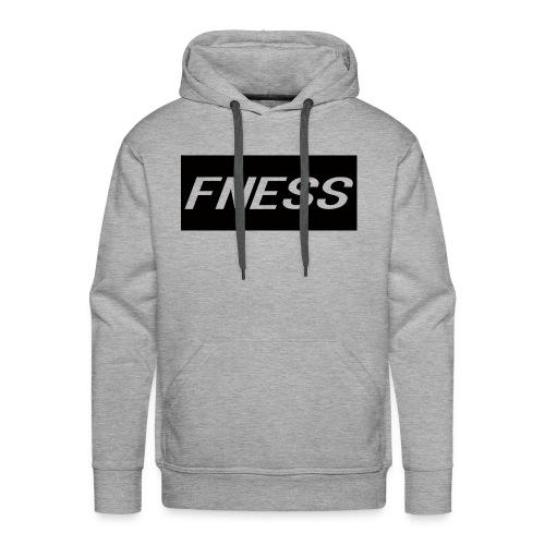 [FNESS] - Men's Premium Hoodie