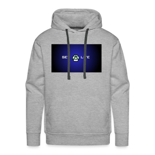 Get a life hoodie - Men's Premium Hoodie