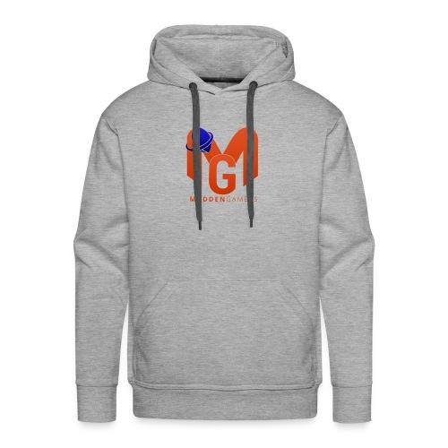 MaddenGamers MG Logo - Men's Premium Hoodie
