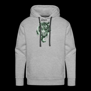 Roset Green Lion - Men's Premium Hoodie