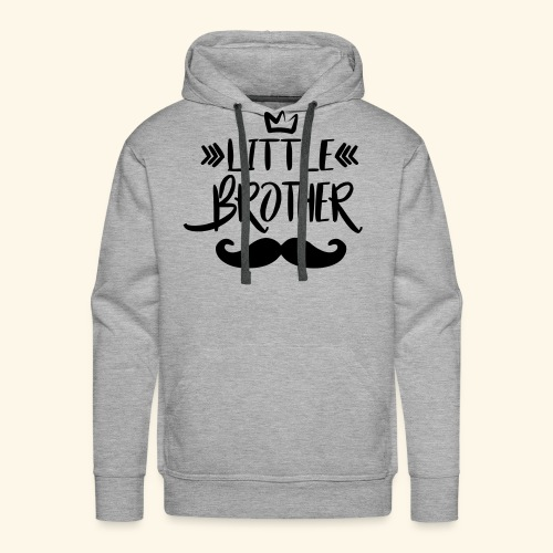 little brother - Men's Premium Hoodie