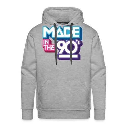 Made in the 90s - Men's Premium Hoodie