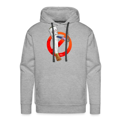 blaze it 420 - Men's Premium Hoodie