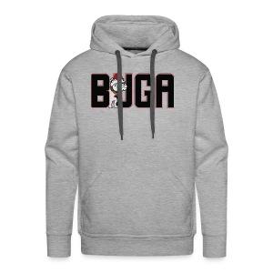 Official BUGA Logo - Men's Premium Hoodie