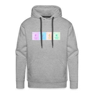 FUCK - Men's Premium Hoodie