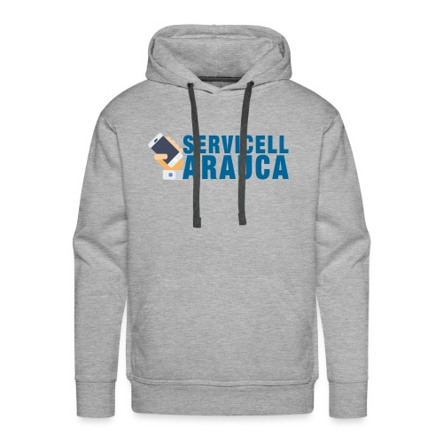 Servicell Arauca - Men's Premium Hoodie