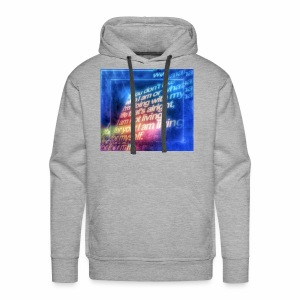 Remember to appreciate people for who they are. - Men's Premium Hoodie