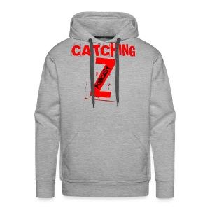 Catching Z Official Logo - Men's Premium Hoodie