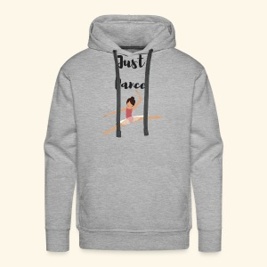 Just Dance - Men's Premium Hoodie